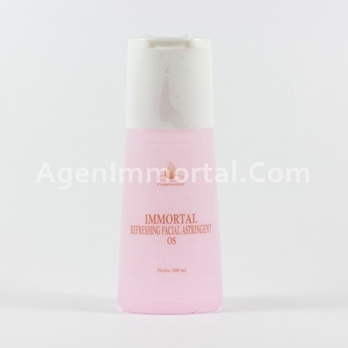 Immortal Refreshing Facial Astringent Oily Skin (OS)
