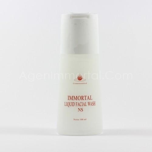 Immortal Liquid Facial Wash Normal Skin (NS)