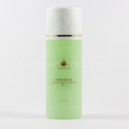 facial wash acne ns1 immortal