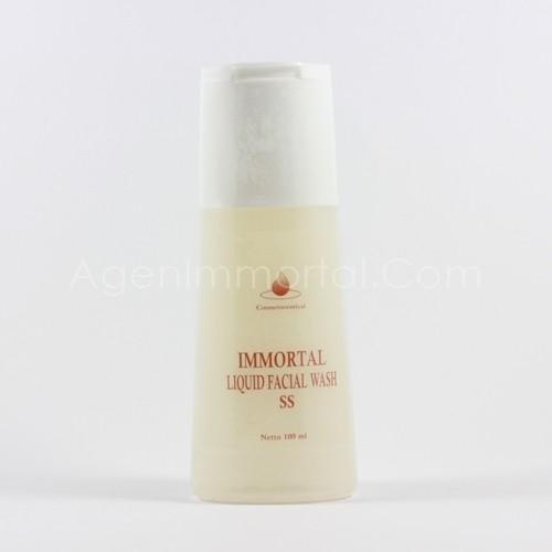 facial wash sensitive skin immortal