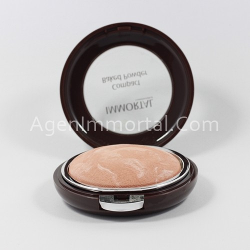 Immortal Compact Baked Powder