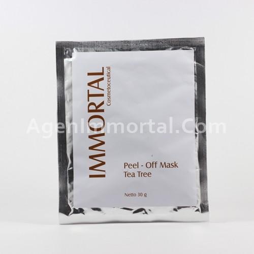 masker tea tree immortal