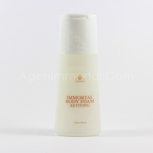 Immortal Body Foam Reviving