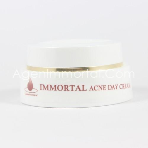 sunscreen acne day immortal