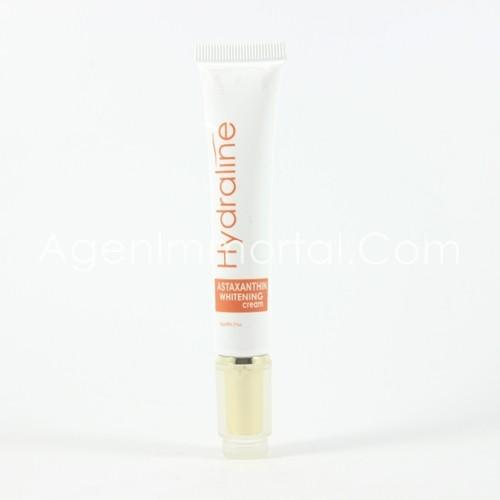 astaxanthin whitening cream
