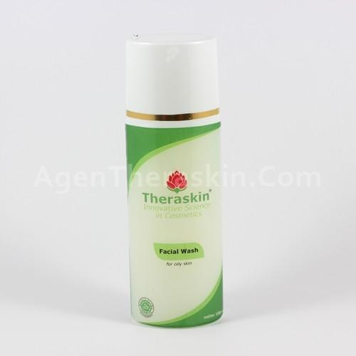 facial wash oil theraskin