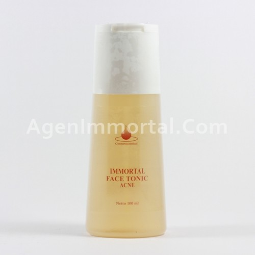 face tonic acne immortal