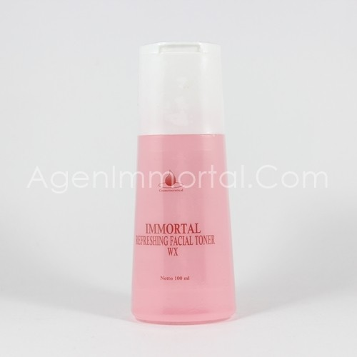 toner whitening series immortal