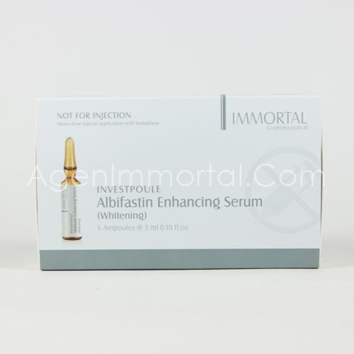 serum whitening immortal