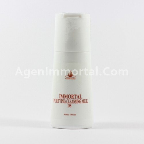 cleansing milk dry skin immortal