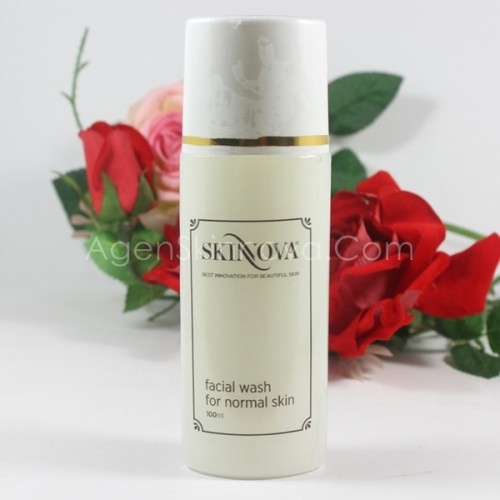 facial wash normal skinnova