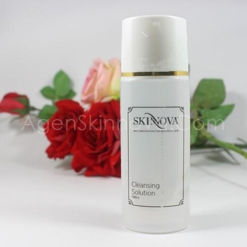 cleansing solution white skinnova