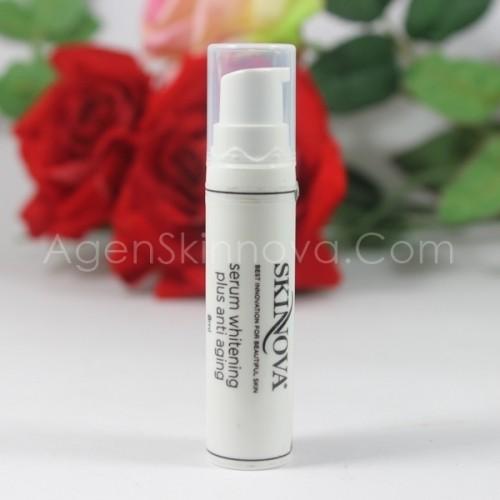 serum whitening anti aging skinnova