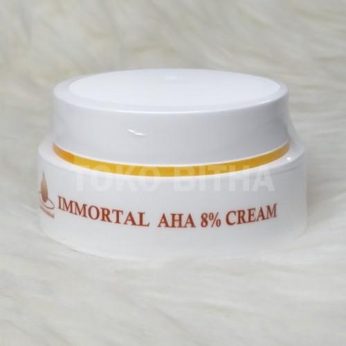 Immortal AHA cream