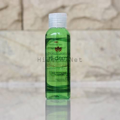 toner acne green hiderm