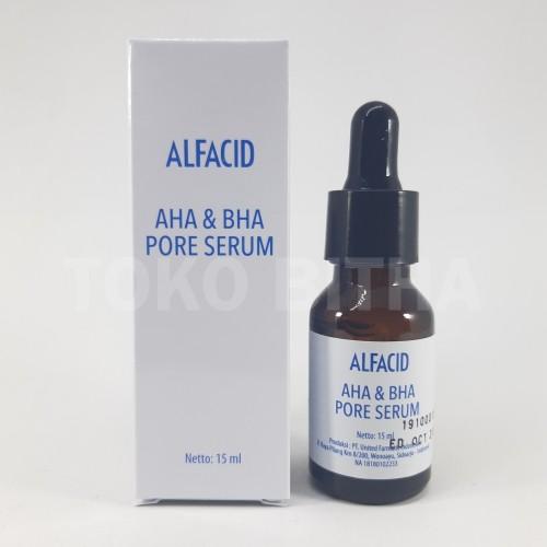 Prima Derma Alfacid AHA dan BHA Pore Serum