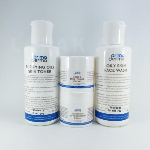 Primaderma paket whitening